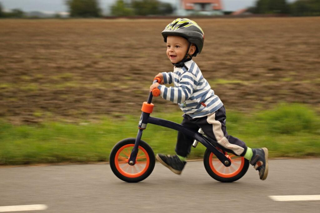 Balance bike vs pedal bike