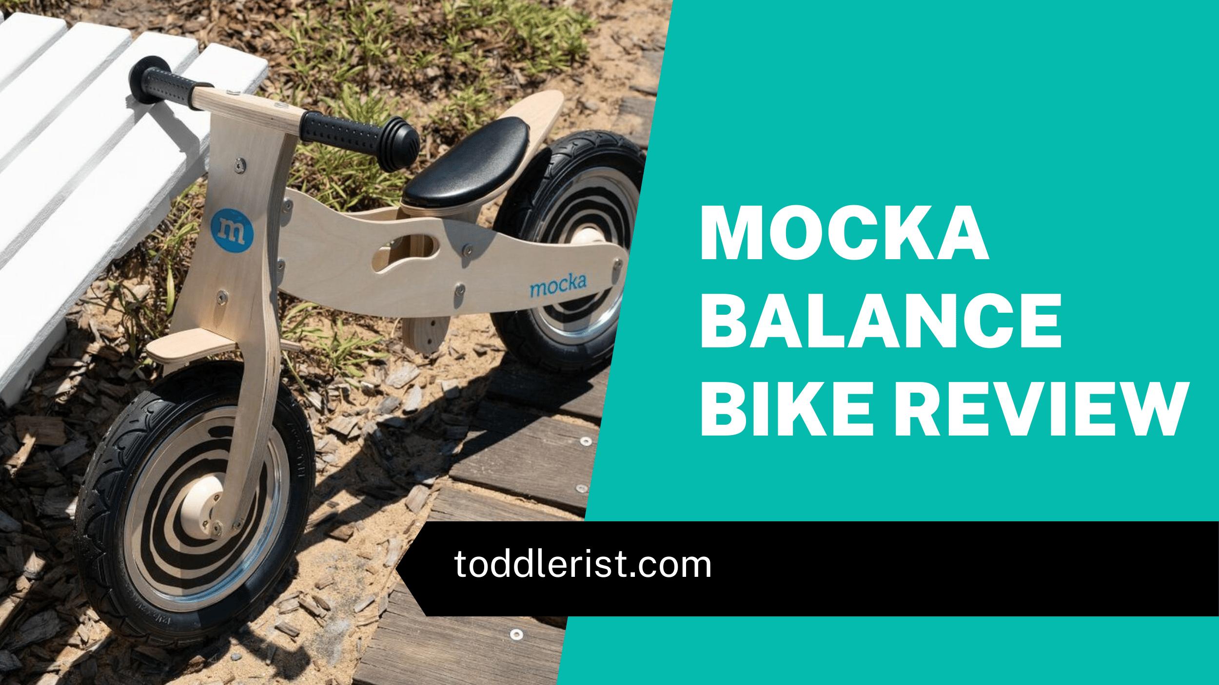 Mocka Balance Bike Review