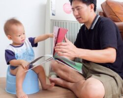 1o Tips for Potty Training a 2 Year Old